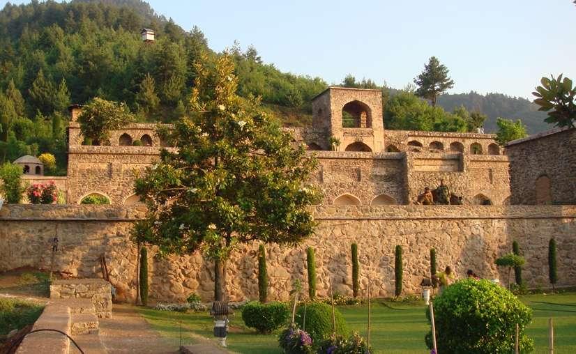 Pari Mahal 'An abode of fairies'