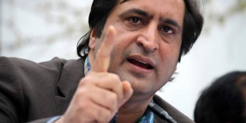 GoI comfortable with non-political setup in J&K: Sajjad Lone