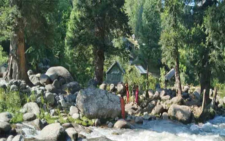 Mund Daji - A lesser known picnic spot