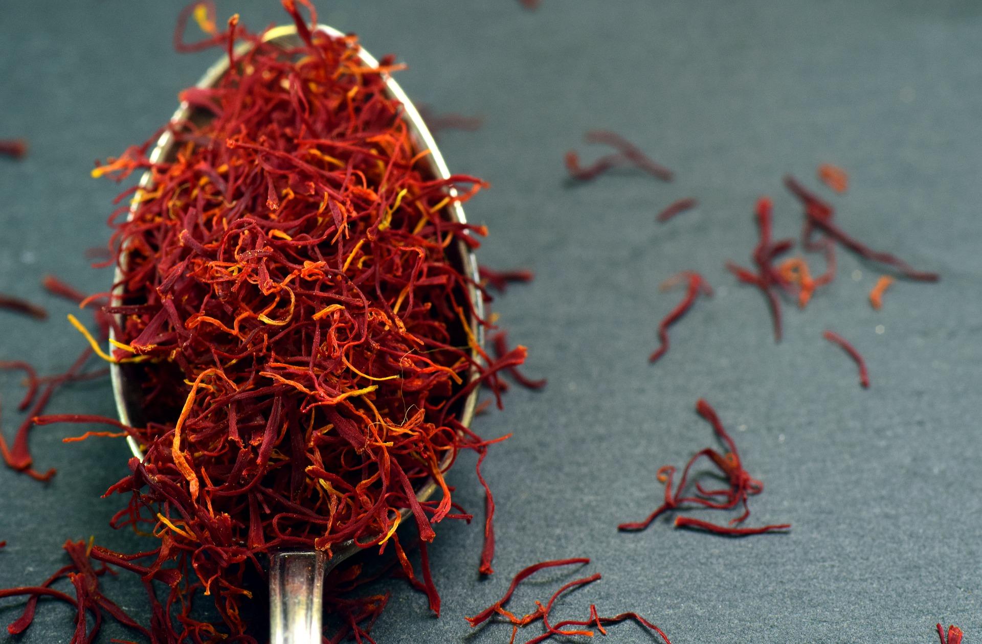 Saffron- Kashmir's Golden Spice