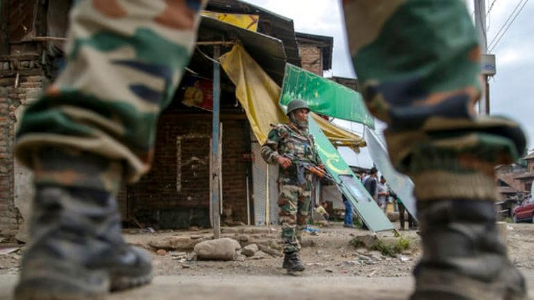 Army Human Rights record in J&K have raised barrier before German Arms Exports