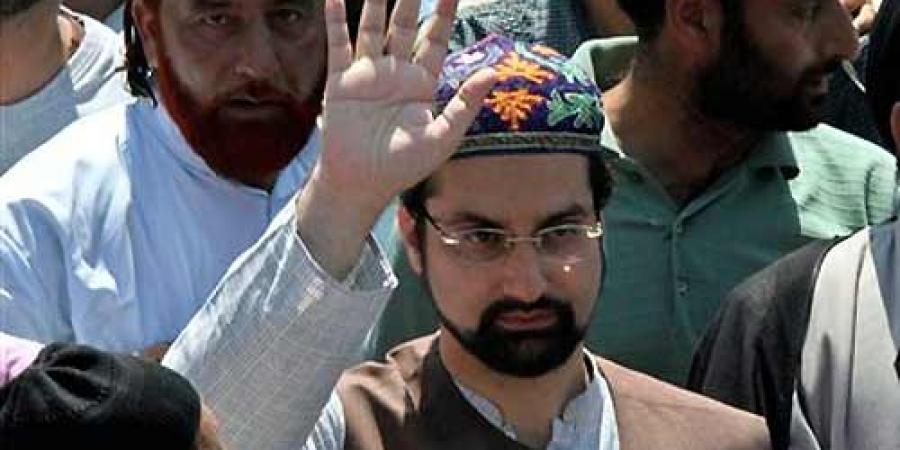 Mirwaiz Farooq under detention for last 20 months; not released even during Ramadan: Hurriyat