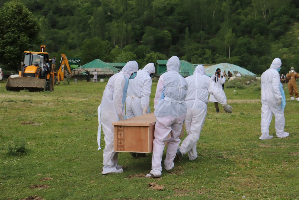 COVID19: J&K reports 51 fatalities and 3308 new cases, first suspected case of Black Fungus admitted in GDC