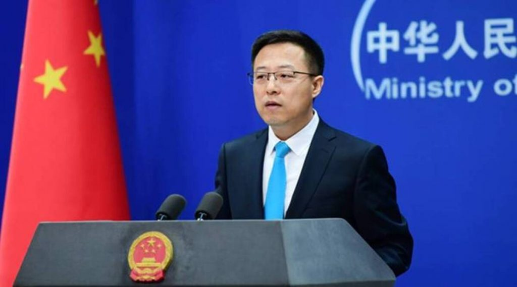 China-Pakistan Economic Corridor (CPEC) will not affect China's stand on Kashmir Issue: Zhao Lijian