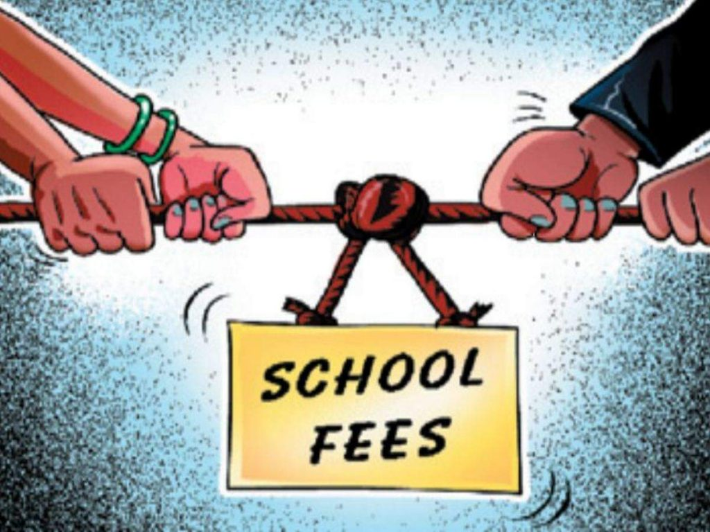 Fee Controversy: Parents urge LG to direct schools to curtail monthly fee