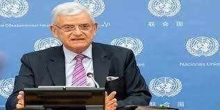 India, Pakistan should not change Kashmir status - Volkan Bozkir