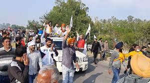 Punjab, Haryana farmers head to Delhi border to mark Wed 26 as 'Black Day'