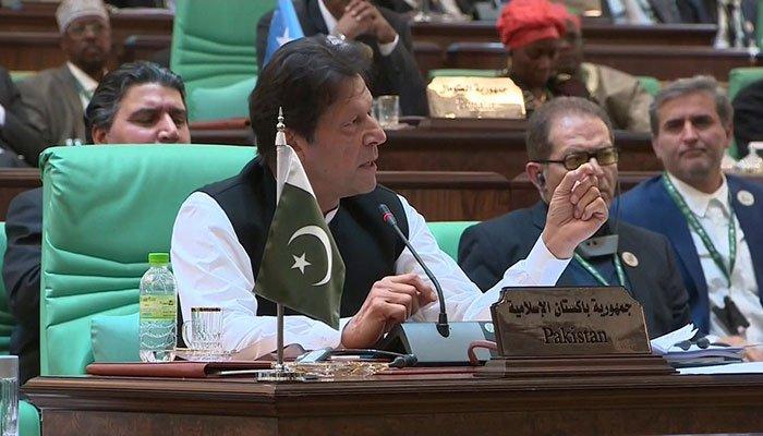 Talks with India if J&K's pre-August 2019 status restored: Imran Khan