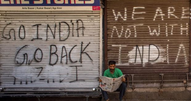 Fear and 'Safe Zones' in Kashmir