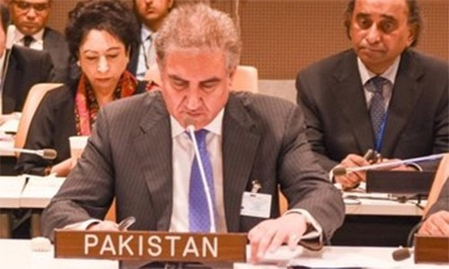 Pakistan to convene a meeting of FM's of Muslim Nations on Kashmir Issue