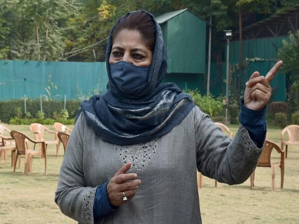 UN should take note of rights violations: Mehbooba Mufti