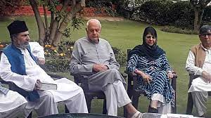Won't resign as MP in case any unfavorable decision is taken by the GoI: Farooq Abdullah In PAGD Meet