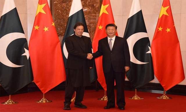 Beijing reiterates support for Pakistan on Kashmir Issue