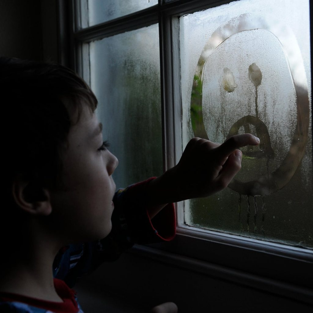 Children are hidden victims of Pandemic: Experts