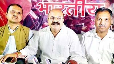 For Progress, Implement UP style population bill In J&K: BJP leader Yudhvir Sethi