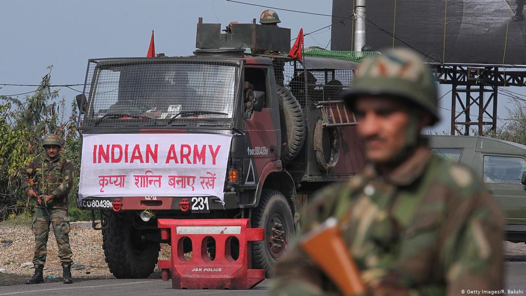 Is Kashmir becoming a new combat zone of global powers?