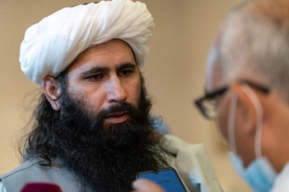 Why did India open a backchannel to the Taliban?