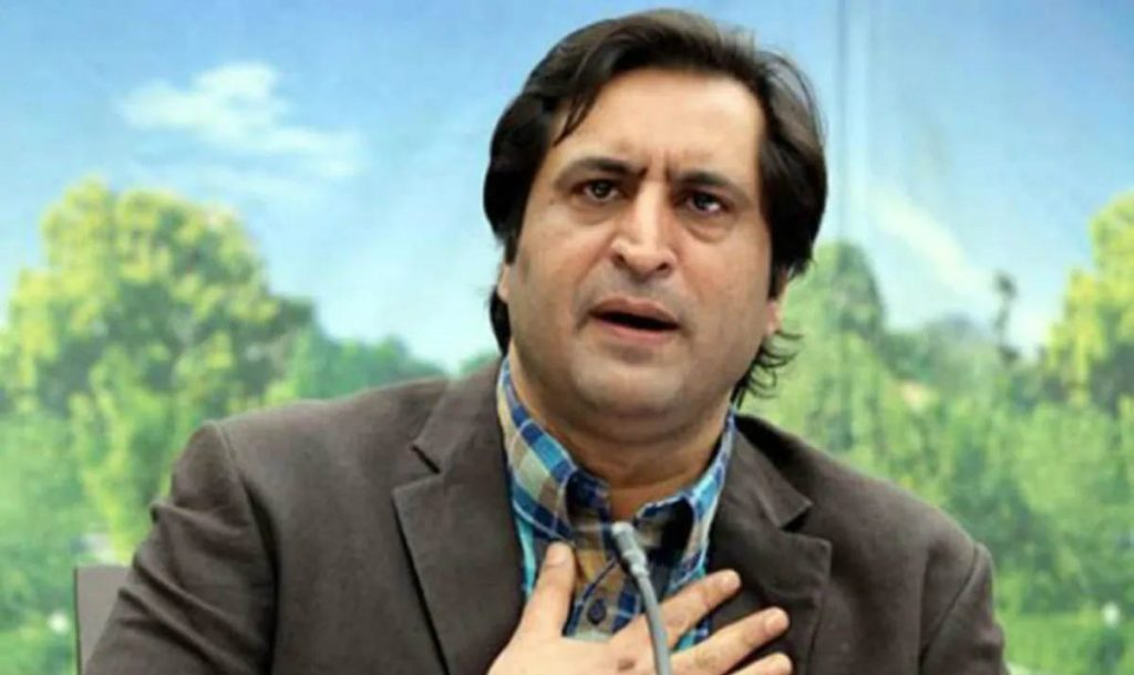 Will wait for 'Liberal' Govt to restore special status: Sajad Gani Lone