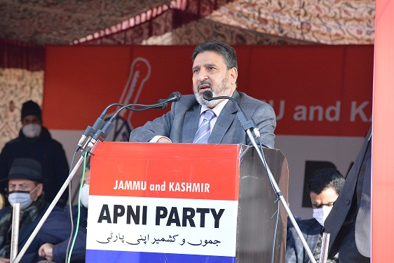 Article 370 abrogation incremented trust deficit, alienation among people of J&K - Altaf Bukhari