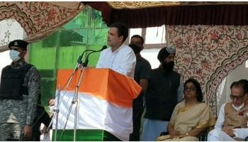 J&K under 'Direct Assault' from New Delhi - Rahul Gandhi