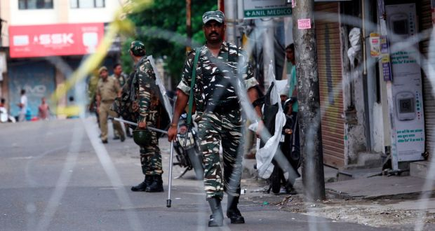Kashmir Police force traders to end strike, open shops on 2nd anniversary of Article 370 Abrogation