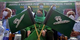Restore Article 370, resolve Kashmir for everlasting peace in sub-continent - Mehbooba to GoI