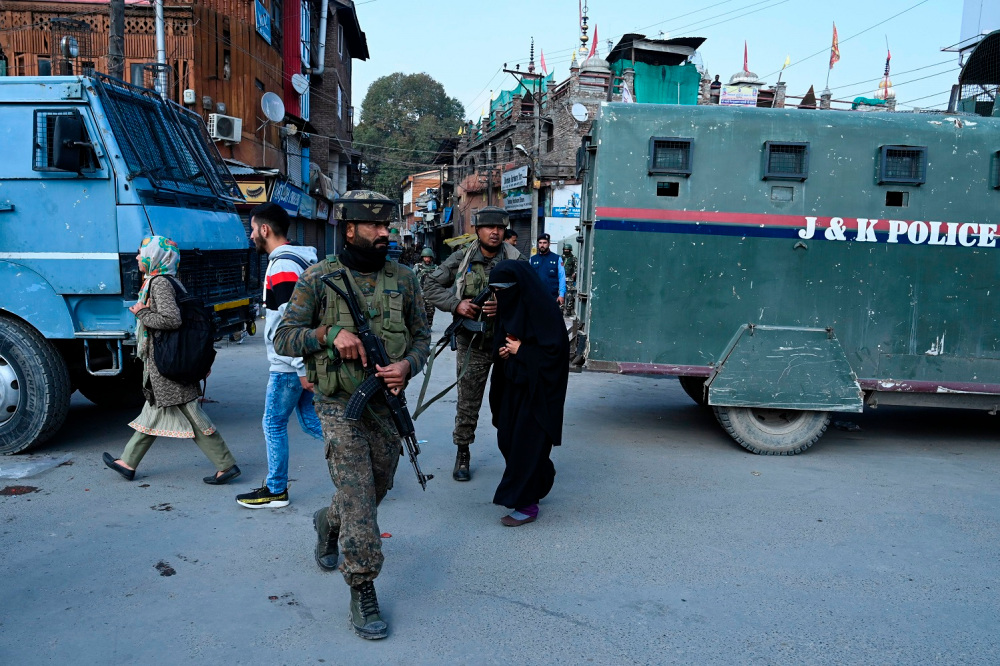 Why Kashmir is feeling the ripples of Taliban's Afghanistan takeover