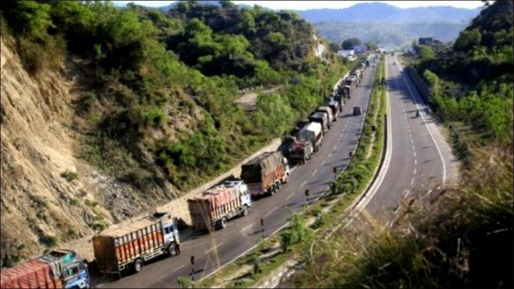 Banihal-Srinagar National Highway stretch to have emergency landing facilities
