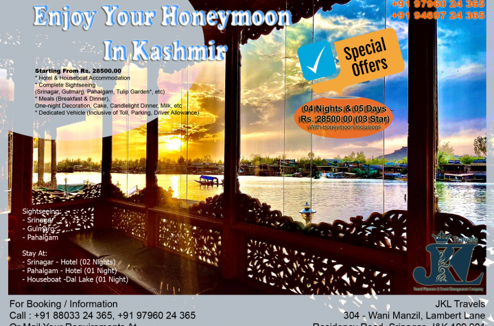 Kashmir's iconic houseboats fret over 'Ailing Heritage'; A sinking feeling by Owners