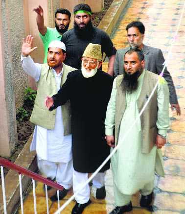 Jailed Masarat Alam is the Kashmir's new hawk