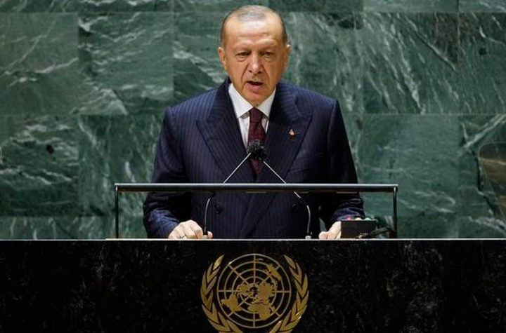 Turkish President Tayyip Erdogan again makes reference to Kashmir in UN General Assembly