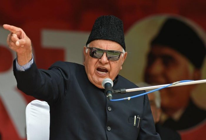 Whole Kashmir is united on restoration of Article 370, 35-A - Dr Farooq Abdullah