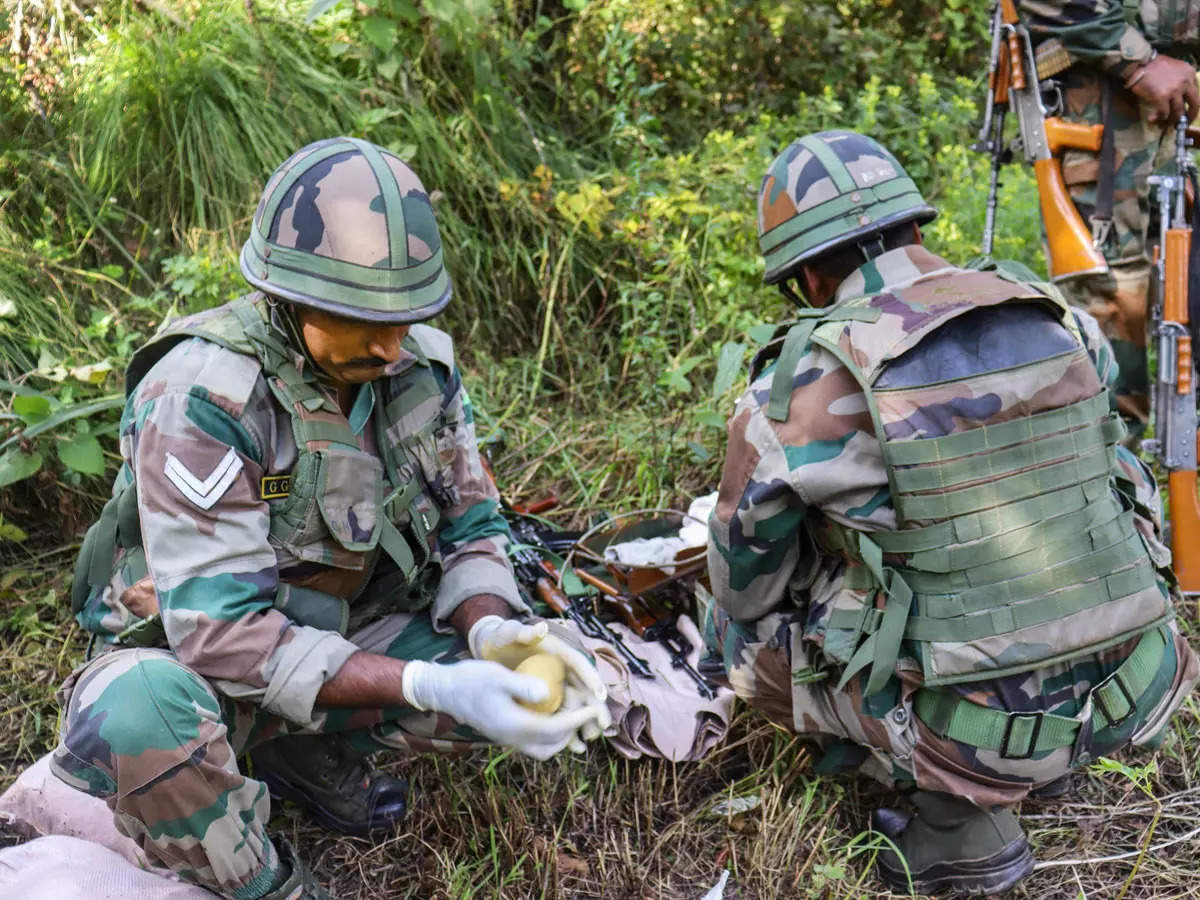 JCO among two soldiers killed in Poonch-Rajouri forest gunfight