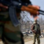 One person shot dead for jumping checkpoint in south Kashmir